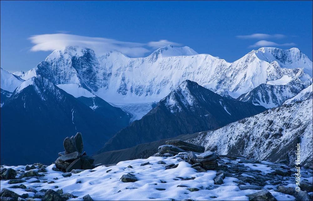 Предрассветная Белуха