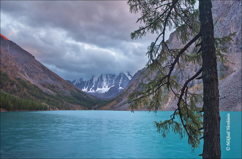 Нижнее Шавлинское озеро